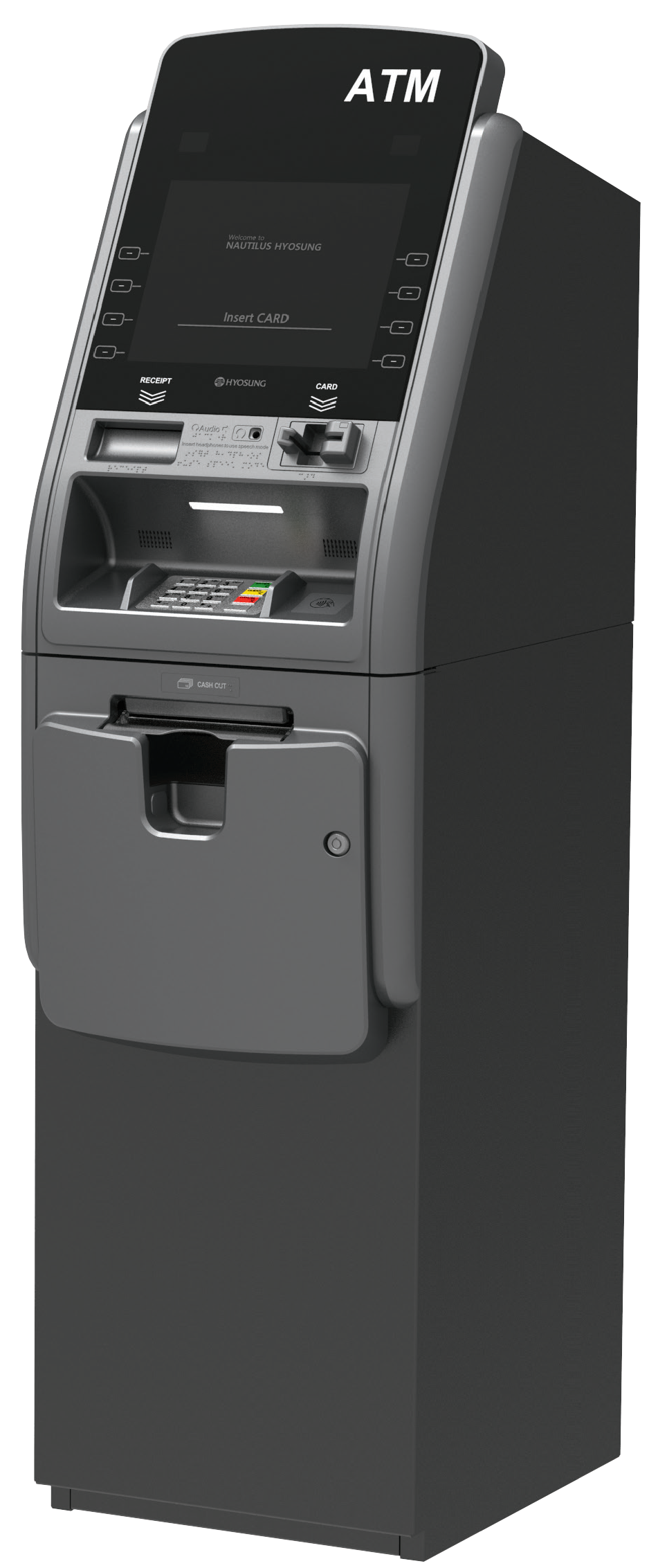 Hyosung Force ATM placement by eGlobal ATM Services
