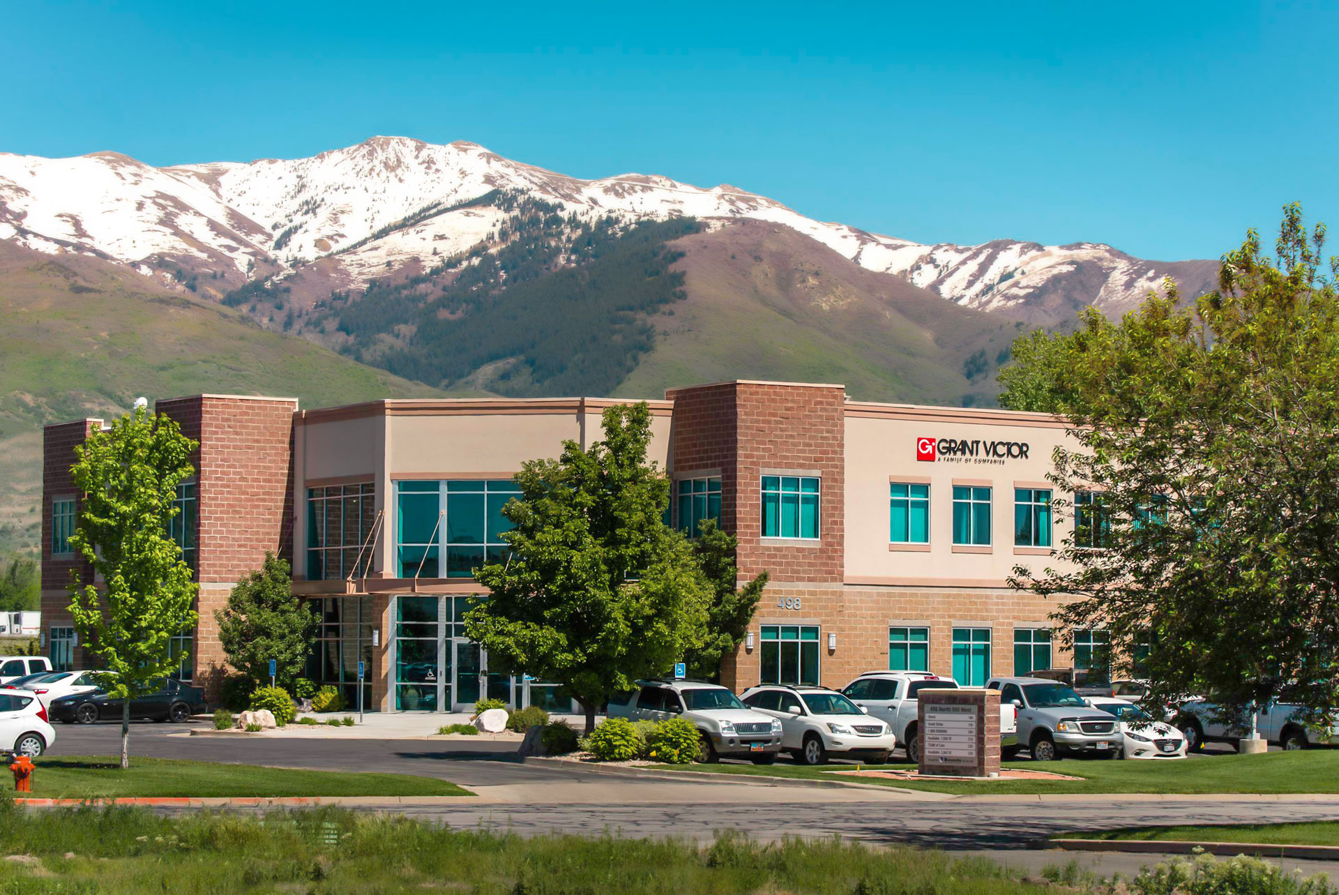 Grant Victor headquarters in Kaysville, Utah.