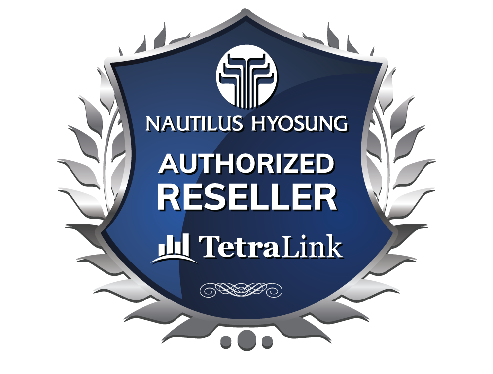 TetraLink is a top Hyosung ATM authorized reseller