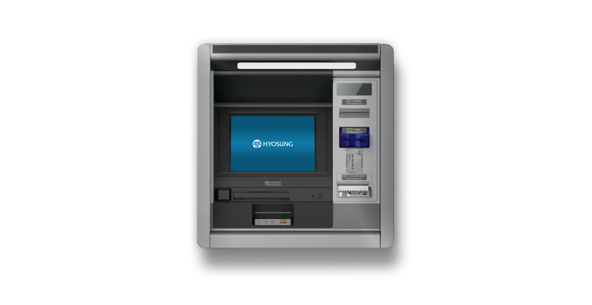 Walkup ATM offered by eGlobal ATM Services
